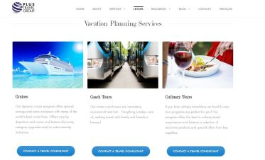 Leisure Page Plus Travel Group