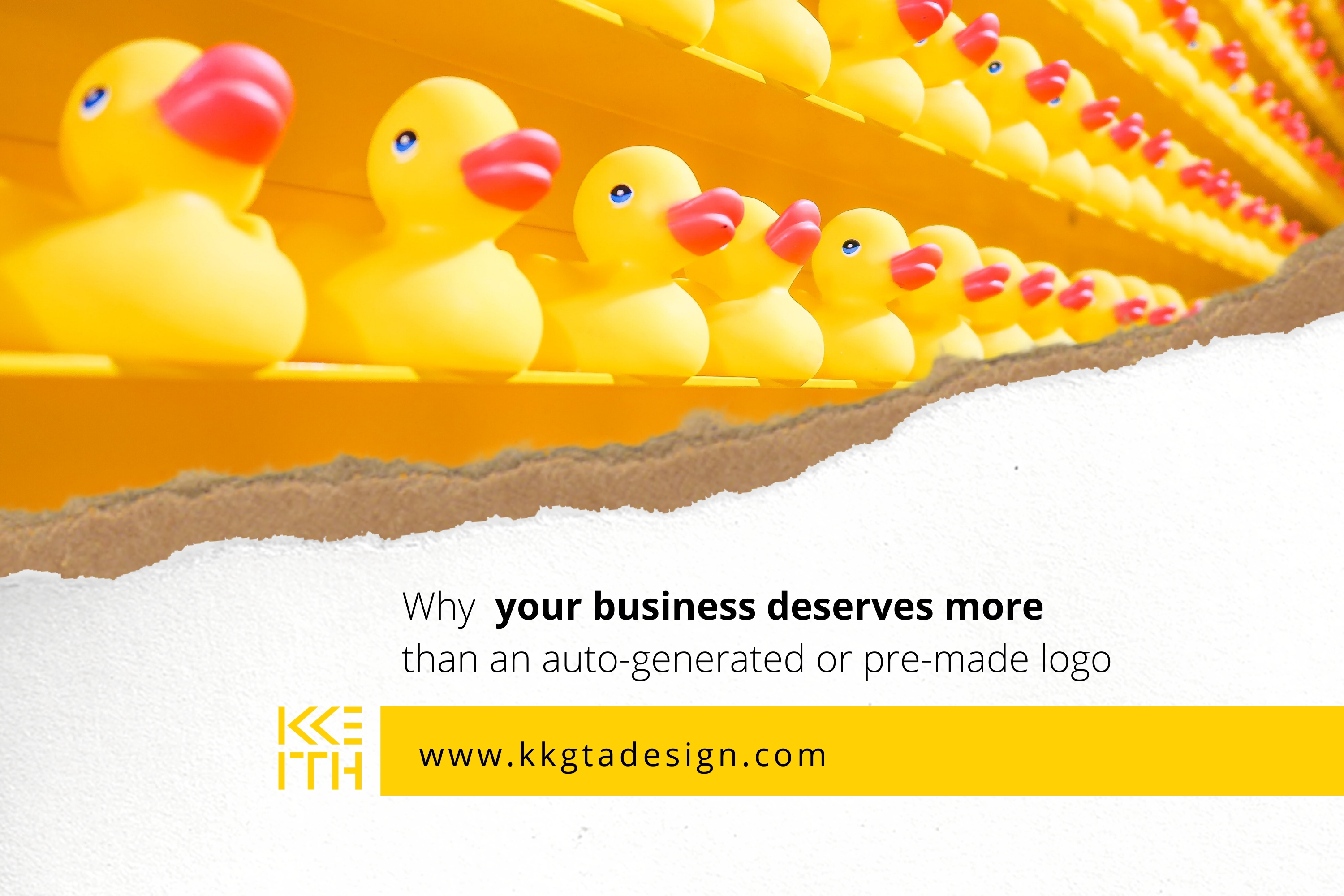 Why Your Business Deserves More Than A Pre-made Or Auto-generated Logo