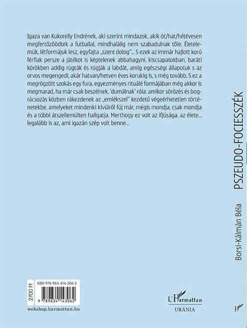 álmán Béla írta az egyik legjobb futballkönyvet