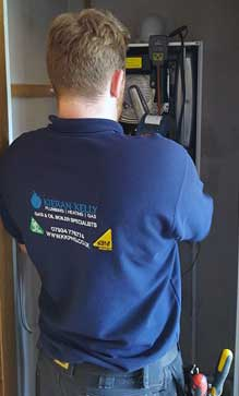 Oil Boiler Servicing Belfast
