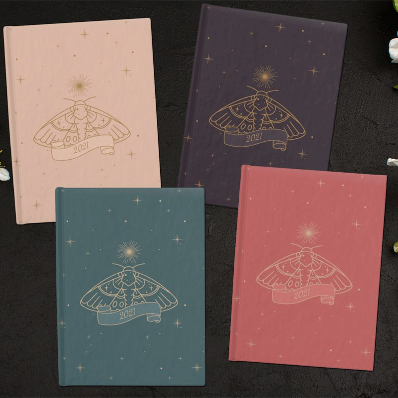 Universal Magic Personalized Journal