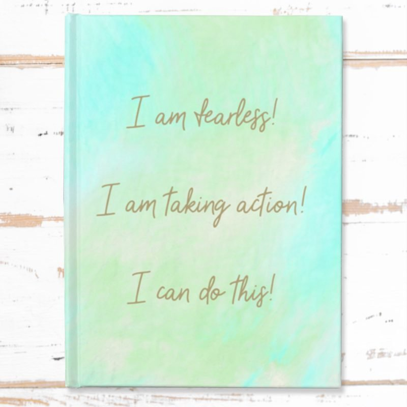 Motivation Affirmation Journal