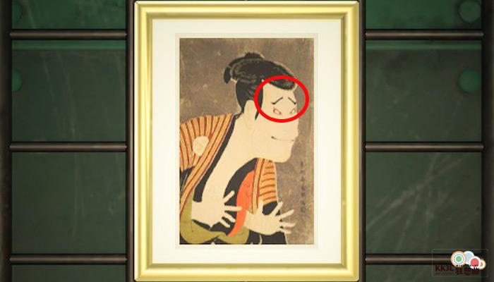 動森博物館藝術品鑑定-俊俏的名畫-假