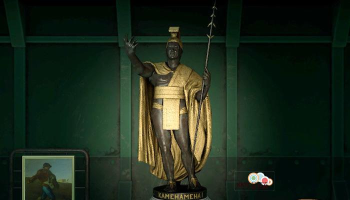 動森博物館藝術品鑑定-偉大的雕塑