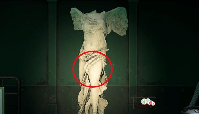 動森博物館藝術品鑑定-神聖的雕塑-假