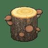 動森 蘑菇季 常見蘑菇樹幹