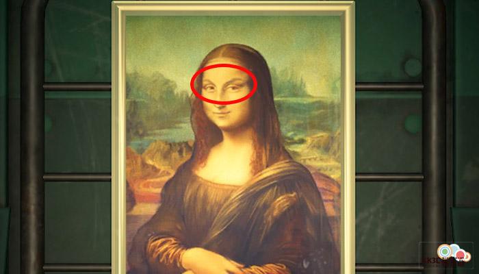 動森博物館藝術品鑑定-有名的名畫-假