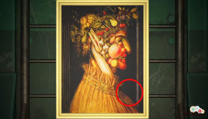 動森博物館藝術品鑑定-有趣的名畫-假