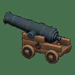 動森 海盜物品 海盜大砲