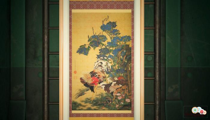 動森博物館藝術品鑑定-細緻的名畫-真