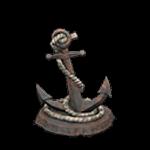 釣魚大會攻略:錨裝飾品-復古
