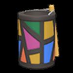 動森聖瑪爾定節 手提燈籠-彩繪玻璃