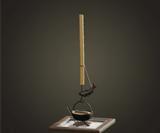 動森竹子DIY|地爐