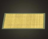 動森 竹子家具攻略:淺色竹地毯