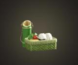 動森竹子DIY|竹製便當盒