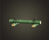 動森竹子DIY|竹製擋車墩