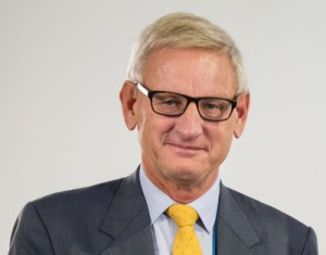 Carl Bildt. Foto: Drop of Light/Shutterstock