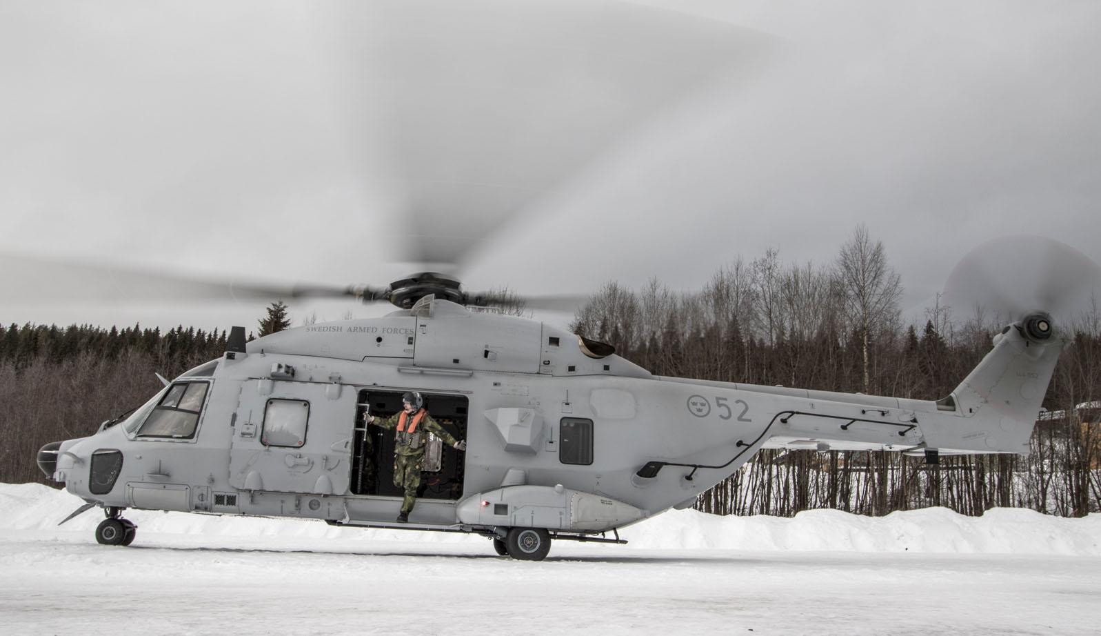 Foto: Jesper Lundström, Försvarsmakten.