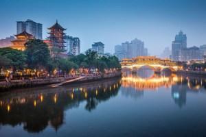 四川省の成都へ向けて旅立ちます&富を築く人の視点