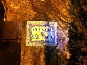 マカオの要塞ホテル「ポウサダ・デ・サンチャゴ」