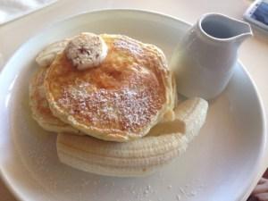 ハワイ:世界一の朝食billsでパンケーキ