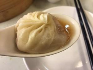 小籠包を食べに台湾へ行く「金品茶楼」