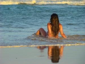 イビザ島ヌーディストビーチ「プラヤ・デ・コンテ」