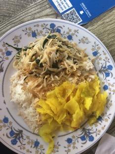 マレーシア 食費