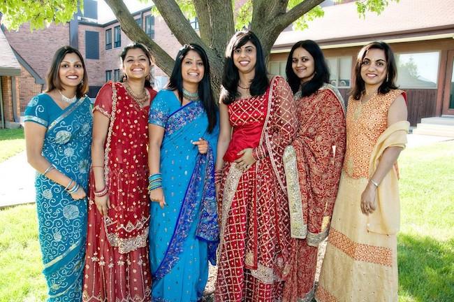 マレーシア結婚式 インド系 服装