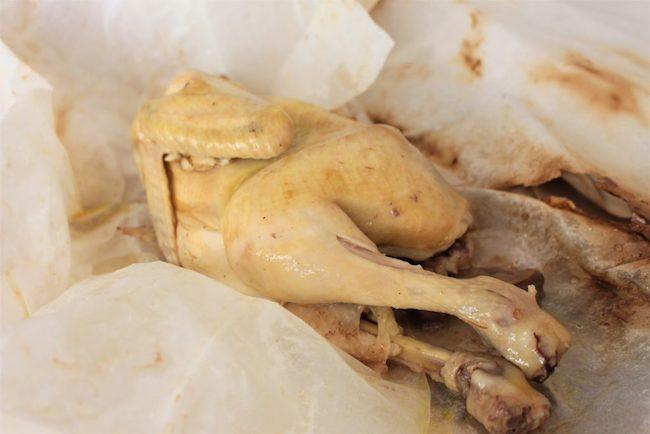 Aun Kheng Lim Salted Chicken マレーシア