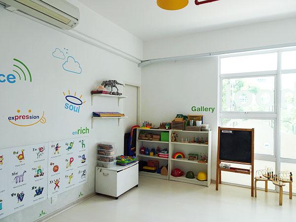 サウジャナ 幼稚園 IOP