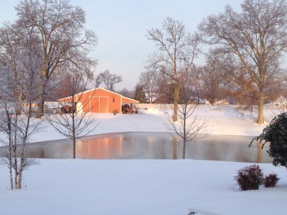 Beautiful even in the winter