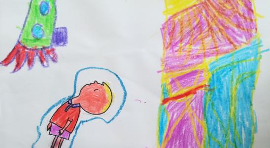 tekenopdracht kinderboek word wakker walter tekenen