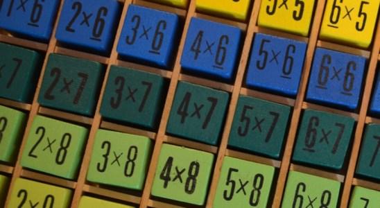rekenen tafels oefenen spellen