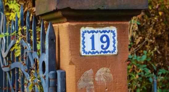 bingo rekenen huisnummer online onderwijs buiten
