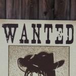 Schrijfopdracht: Een WANTED poster maken
