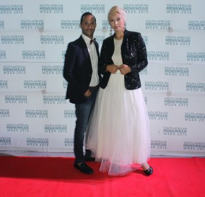 Roshan Isaacs of Style Africa