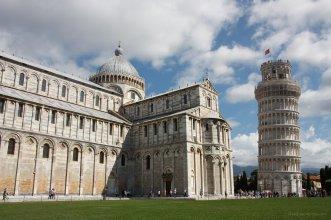 Glockenturm des Doms, Pisa
