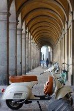 Roller in Lucca
