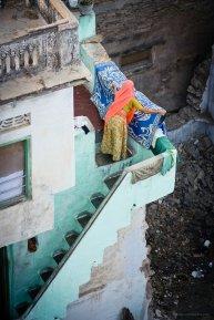 Dacher in Udaipur