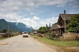 Dorf Na Dao, Laos
