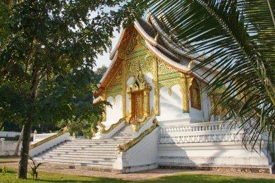 Ehem. Konigspalast, Luang Prabang