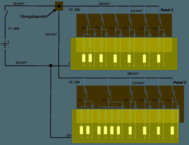 Ungewöhnlich Mach 460 Ampere Schaltplan Galerie - Der Schaltplan ...