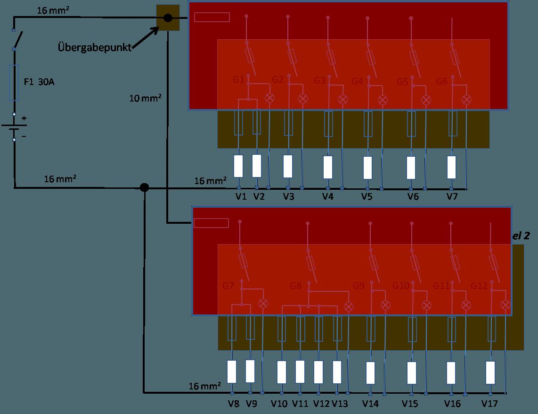 Tolle Verpolungsschalter Schaltplan Bilder - Der Schaltplan - greigo.com