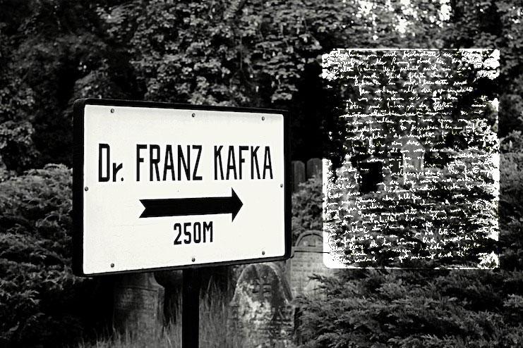 Kladde und Kafka