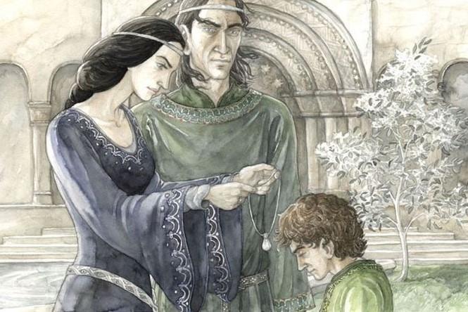 Aragorns Geschichte vor Herr der Ringe