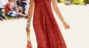 Vasaros suknelių mados