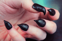 DIY: Claw Nails