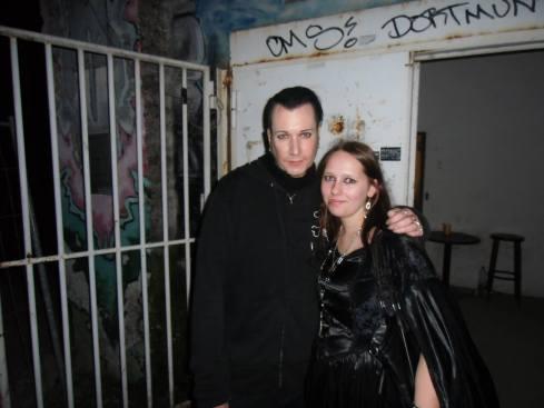 Ein Bild von Chris und mir *.*
