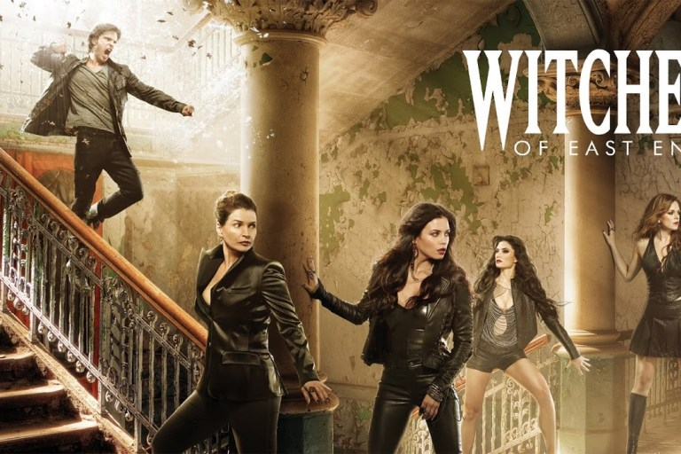 Witches of East End – eine magische Serie!